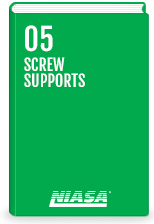 Screw supports