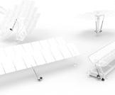 Actuadores lineales con reducción integrada y caja compacta